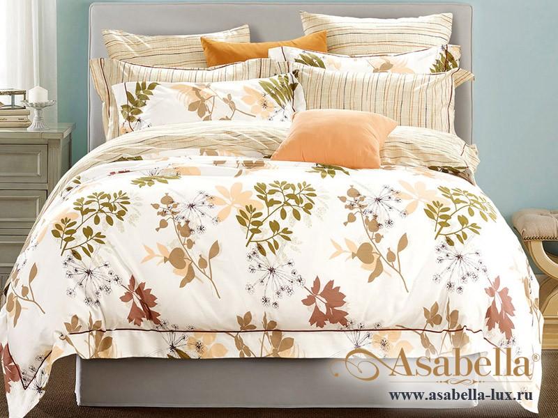 Комплект постельного белья Asabella 342 (размер евро)