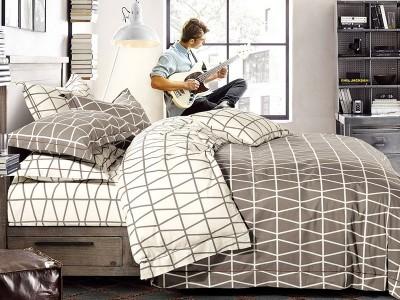 Комплект постельного белья Asabella 350 (размер евро)
