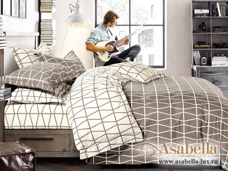 Комплект постельного белья Asabella 350 (размер евро-плюс)