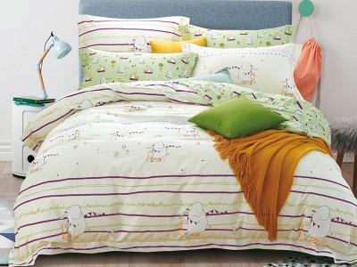 Комплект постельного белья Asabella 352-4S (размер 1,5-спальный)