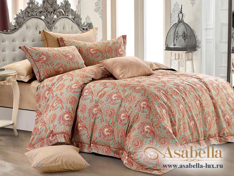 Комплект постельного белья Asabella 353 (размер евро)