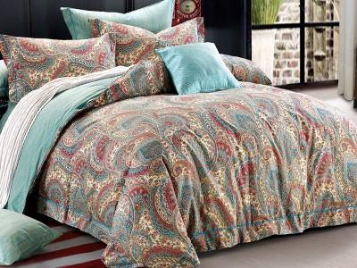 Комплект постельного белья Asabella 354 (размер евро)