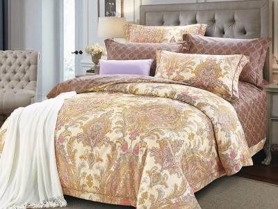 Комплект постельного белья Asabella 357 (размер евро)