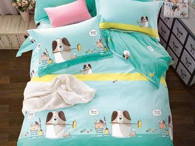 Комплект постельного белья Asabella 360-4XS (размер 1,5-спальный)