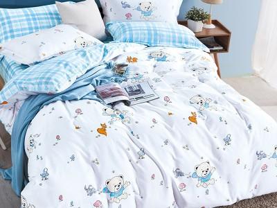Комплект постельного белья Asabella 365-4XS (размер 1,5-спальный)