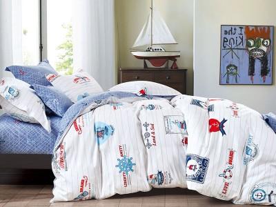 Комплект постельного белья Asabella 366-4XS (размер 1,5-спальный)