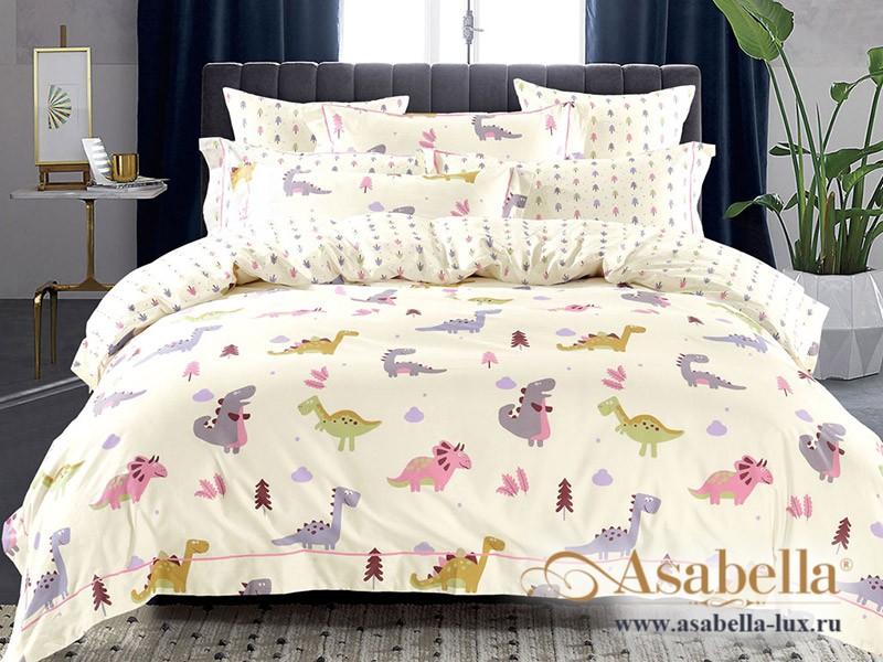 Комплект постельного белья Asabella 369-4S (размер 1,5-спальный)