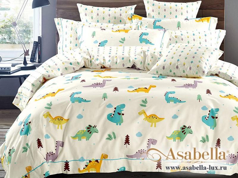 Комплект постельного белья Asabella 370-4S (размер 1,5-спальный)