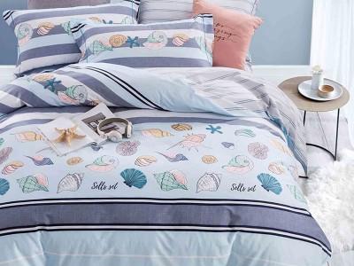 Комплект постельного белья Asabella 372 (размер евро-плюс)