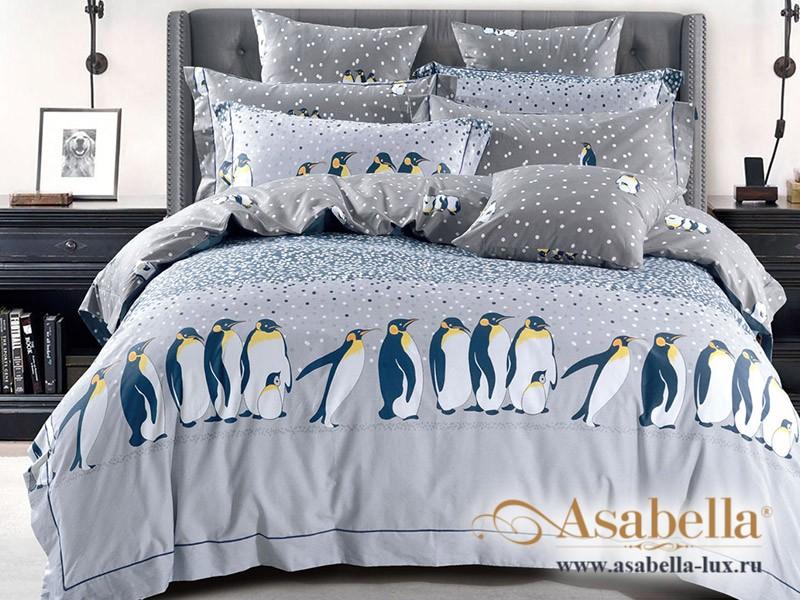 Комплект постельного белья Asabella 380 (размер семейный)