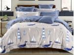 Комплект постельного белья Asabella 384 (размер евро)