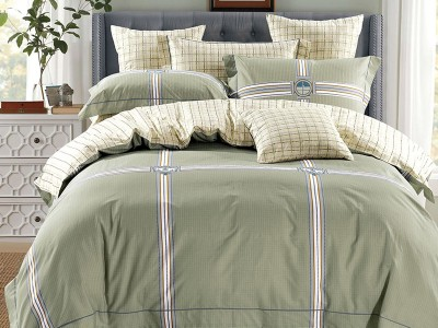 Комплект постельного белья Asabella 386 (размер евро-плюс)