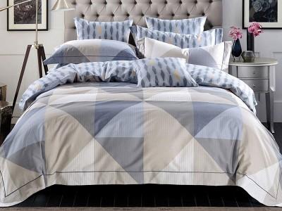 Комплект постельного белья Asabella 387 (размер евро-плюс)