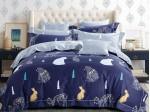 Комплект постельного белья Asabella 388 (размер 1,5-спальный)
