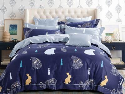 Комплект постельного белья Asabella 388 (размер семейный)