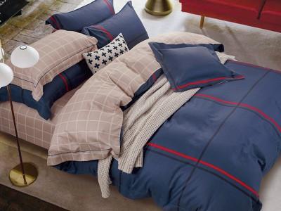 Комплект постельного белья Asabella 390 (размер 1,5-спальный)