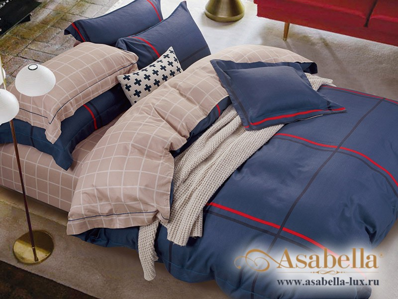 Комплект постельного белья Asabella 390 (размер евро-плюс)