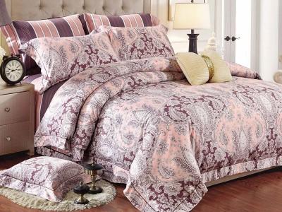 Комплект постельного белья Asabella 391 (размер семейный)