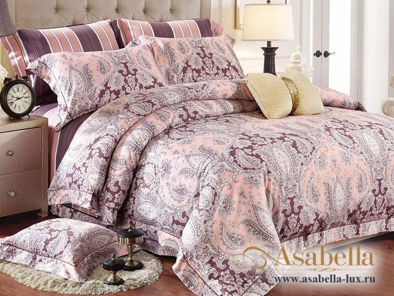 Комплект постельного белья Asabella 391 (размер евро-плюс)