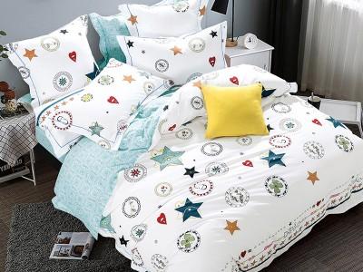 Комплект постельного белья Asabella 394-4XS (размер 1,5-спальный)