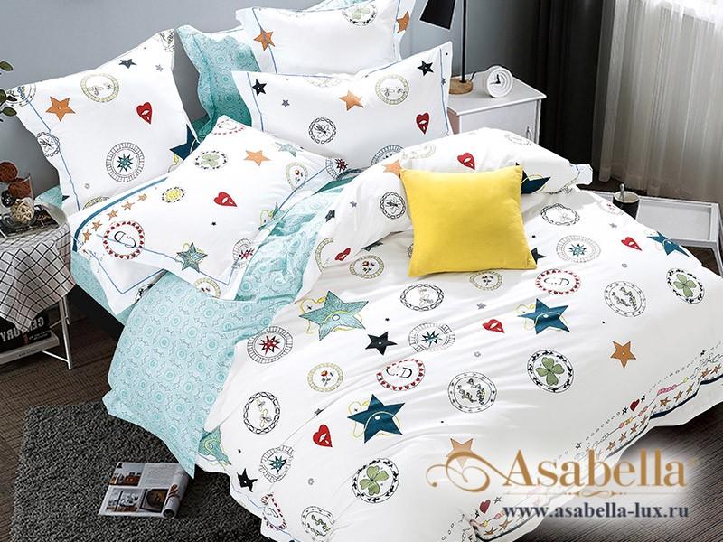 Комплект постельного белья Asabella 394-4S (размер 1,5-спальный)