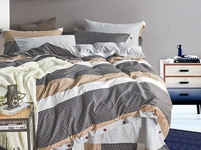 Комплект постельного белья Asabella 396 (размер 1,5-спальный)