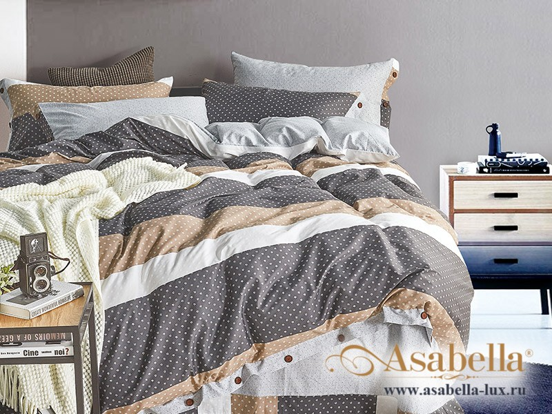 Комплект постельного белья Asabella 396 (размер евро)