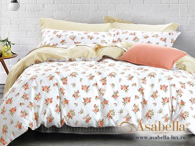 Комплект постельного белья Asabella 402 (размер евро-плюс)