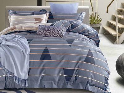 Комплект постельного белья Asabella 414 (размер евро-плюс)