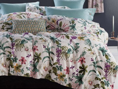 Комплект постельного белья Asabella 428 (размер семейный)