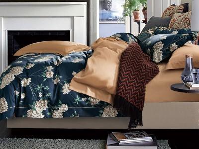 Комплект постельного белья Asabella 429 (размер семейный)