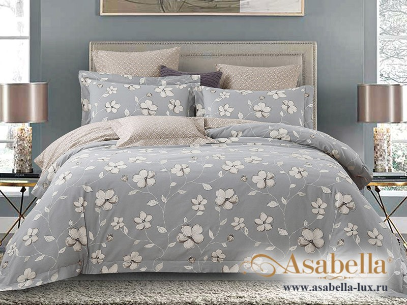 Комплект постельного белья Asabella 433 (размер евро-плюс)