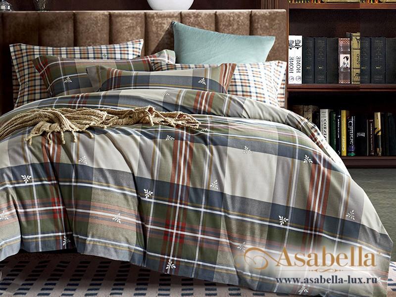 Комплект постельного белья Asabella 435 (размер евро-плюс)
