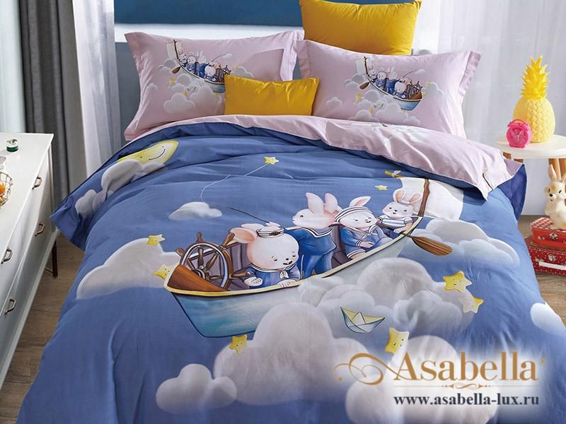 Комплект постельного белья Asabella 439 (размер семейный)