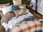 Комплект постельного белья Asabella 461 (размер евро)