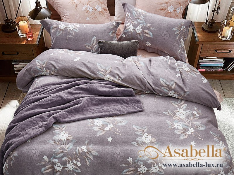 Комплект постельного белья Asabella 463 (размер евро-плюс)