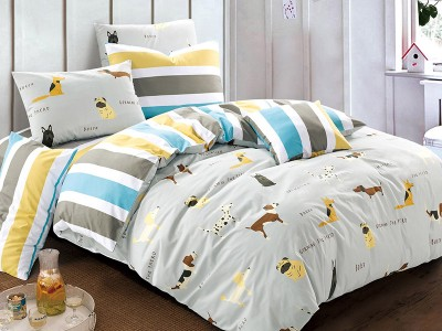 Комплект постельного белья Asabella 472-4XS (размер 1,5-спальный)