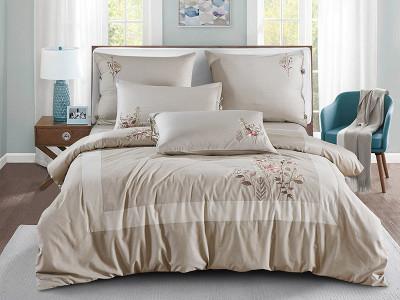 Комплект постельного белья Asabella 474-4S (размер 1,5-спальный)