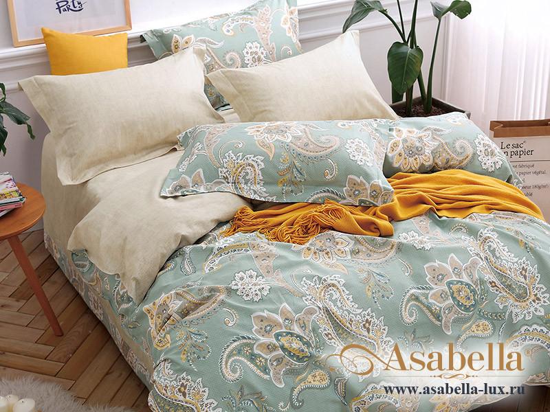 Комплект постельного белья Asabella 484/160 на резинке (размер евро)