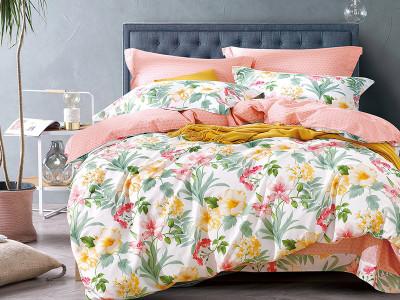 Комплект постельного белья Asabella 485 (размер евро)