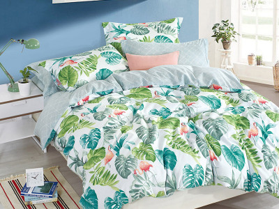 Комплект постельного белья Asabella 487 (размер евро)