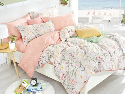 Комплект постельного белья Asabella 488 (размер евро)