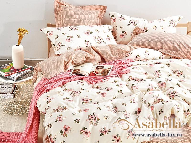Комплект постельного белья Asabella 490 (размер 1,5-спальный)