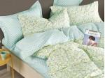 Комплект постельного белья Asabella 491 (размер 1,5-спальный)