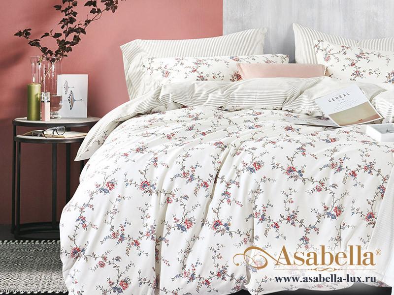Комплект постельного белья Asabella 494/160 на резинке (размер евро)