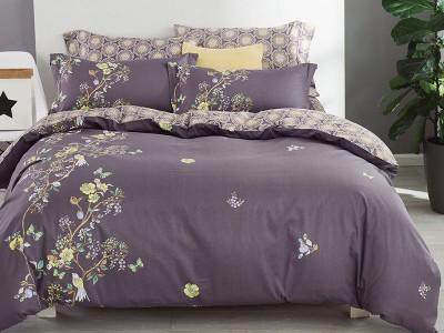 Комплект постельного белья Asabella 499/180 на резинке (размер евро)