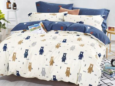 Комплект постельного белья Asabella 504-4XS (размер 1,5-спальный)