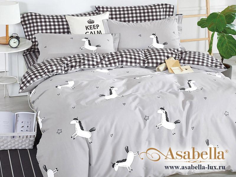 Комплект постельного белья Asabella 506-4S (размер 1,5-спальный)
