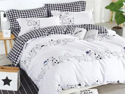 Комплект постельного белья Asabella 507 (размер евро-плюс)