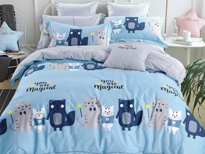 Комплект постельного белья Asabella 516-4XS (размер 1,5-спальный)
